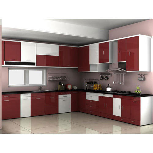Modular Kitchens - Decospaa
