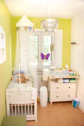 141 Best Small baby nursery images | Kids room, Nursery decor