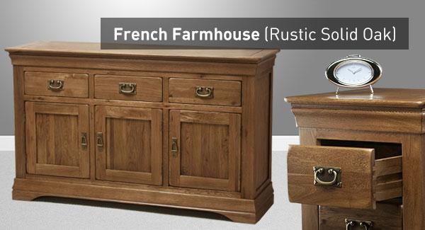 Unique Ideas Rustic Oak Furniture Stylish Decoration   Rustic Ideas