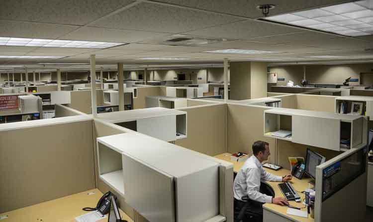 How to Soundproof Office Cubicle and Block Out Noise at Work | A