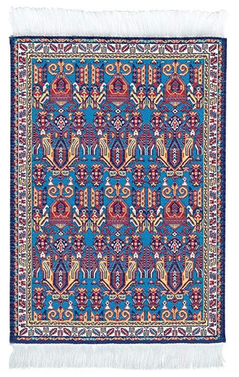 Amazon.com : FOLIO Oriental Carpet Mouse pad - Authentic Woven