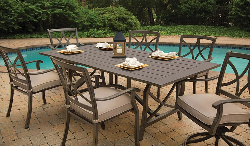 Patio Dining Sets   Outdoor Dining Tables & Chairs Long Island NY