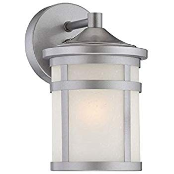 Acclaim 4714BS Visage Collection 1-Light Wall Mount Outdoor Light