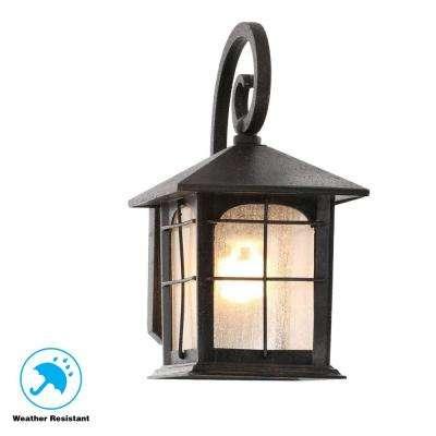 Outdoor Wall Lighting - Outdoor Lighting - The Home Depot
