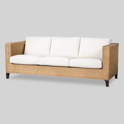 Fullerton Wicker Patio Sofa - Project 62™ : Target
