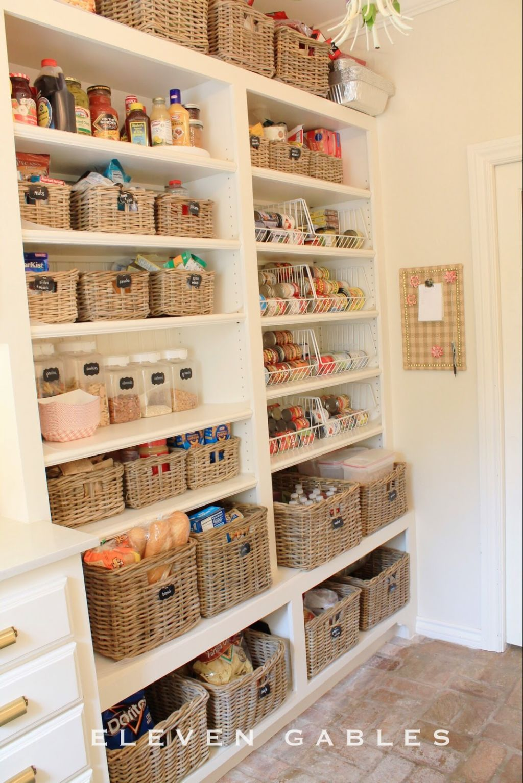 20+ Kitchen Pantry Organization Ideas - How to Organize a Pantry