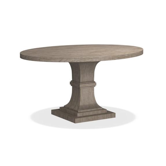 Pedestal Round Dining Table   Williams Sonoma