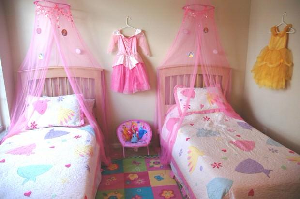Princess Theme Bedroom u2022 The Budget Decorator