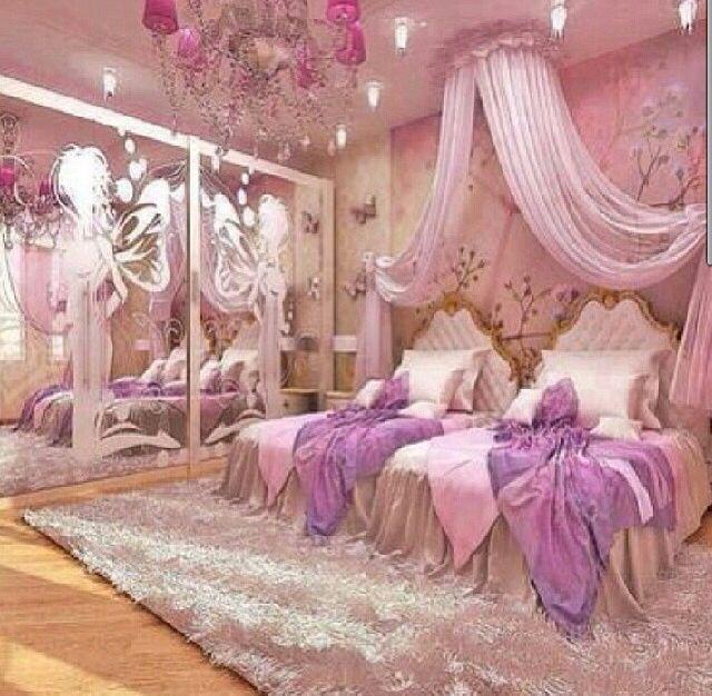 Princess Bedroom   Bedroom ideas   Royal bedroom, Fairy bedroom