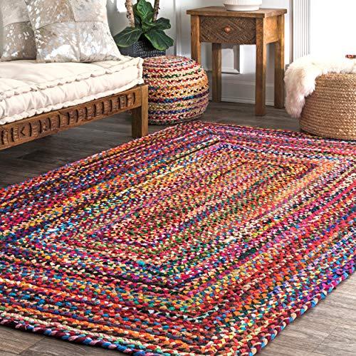 The Elegance Of Rag Rugs