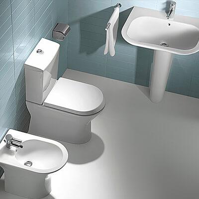Roca Bathrooms - Taps   Shower Enclosures   Mirrors & Furniture
