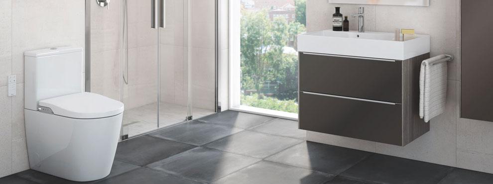 Roca Bathrooms - Tile Rack & Bathrooms Inc Swansea