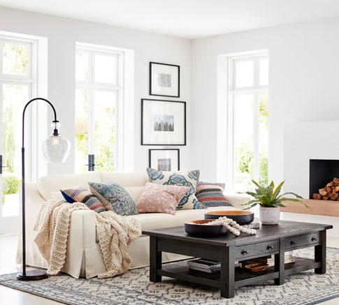 Living Room: Ideas, Furniture & Decor   Pottery Barn