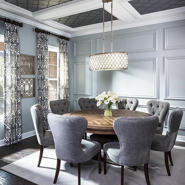 Instagram Post by Interior Design   Welcome Home   Dining room