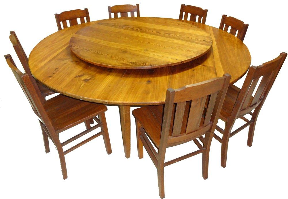 Round Table History u2014 Round Table Farm