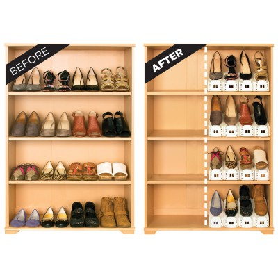 Stacking Shoe Organizer - from Sportys Preferred Living