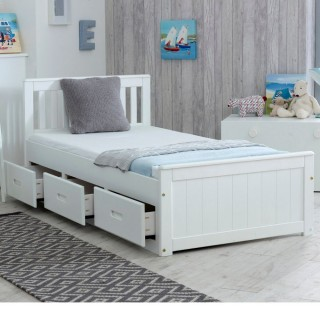 Single Beds | Single Beds With Mattress | Happy Beds