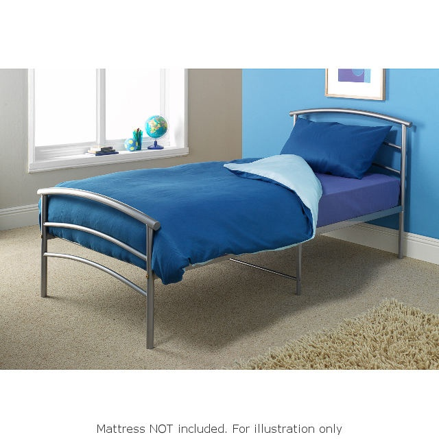 Riva Single Bed - L190 x W90cm | Beds, Furniture, Bed Frames
