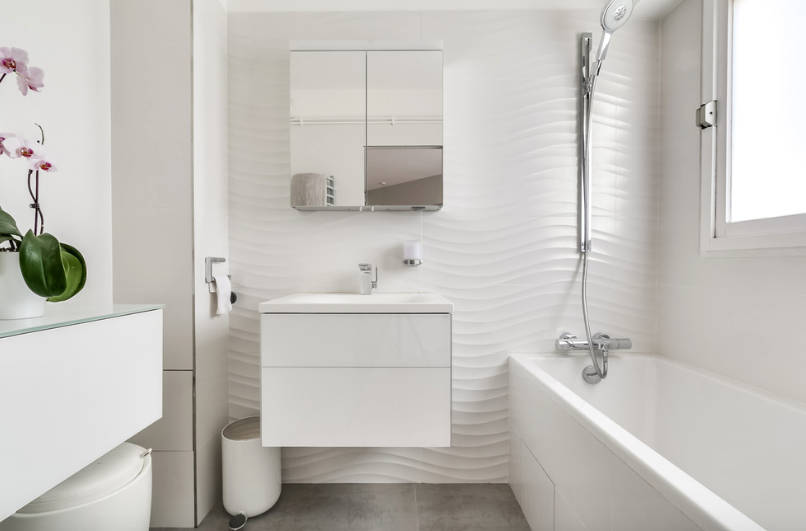 INNOVATIVE AND USEFUL SMALL   BATHROOM DESIGN IDEAS
