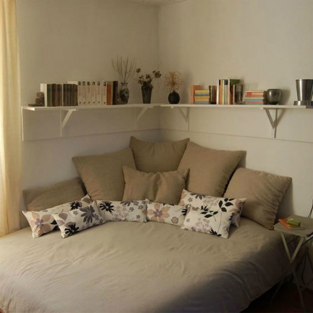 11 Small Bedroom Decorating Ideas on a Budget to Create Space