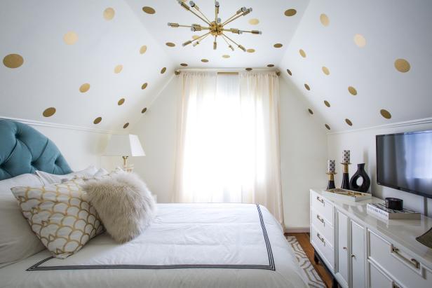 14 Ideas for Small Bedroom Decor   HGTV's Decorating & Design Blog