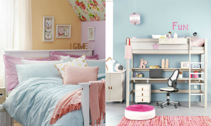 11 small bedroom ideas that are stylish and save space   HELLO!