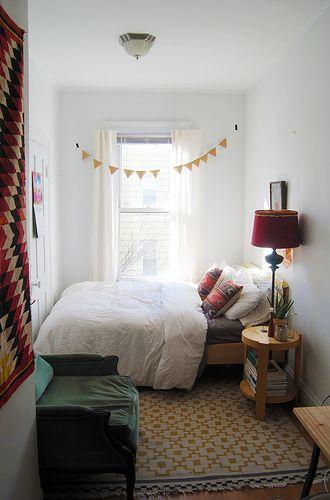 GreenpointRoom   Interior   Small bedroom designs, Uni room, Home