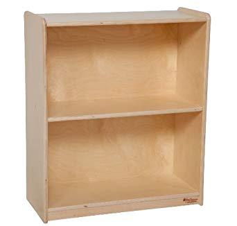 Amazon.com: Wood Designs WD15900 Small Bookcase, 28 x 24 x 11