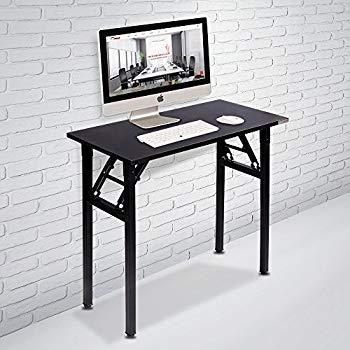 Amazon.com : Need Small Computer Desk Folding Table 31 1/2