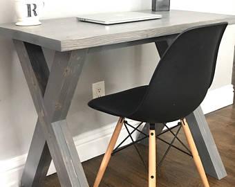 Small desk | Etsy