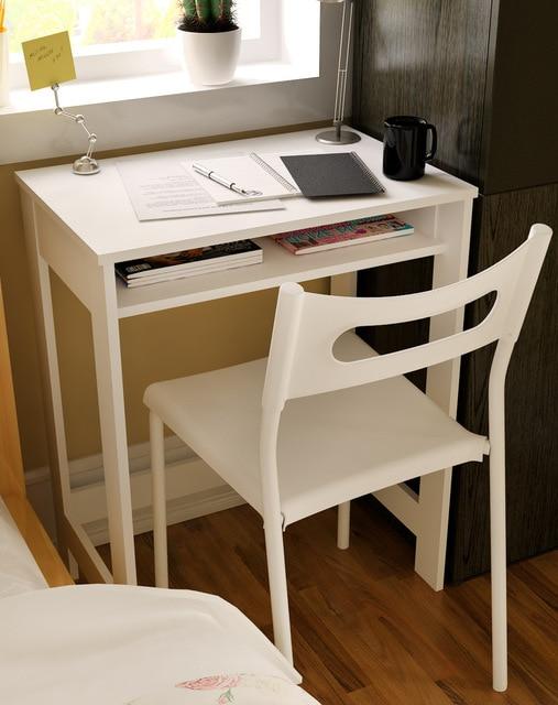 IKEA children's creative minimalist desk computer desk simple desk
