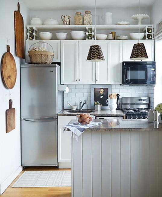 Kitchen Design For Small Spaces Inspiration Ideas | kitchen kitchen