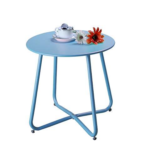 Amazon.com : Grand patio Steel Patio Coffee Table, Weather Resistant