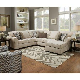 Double Chaise Sectional Sofa | Wayfair
