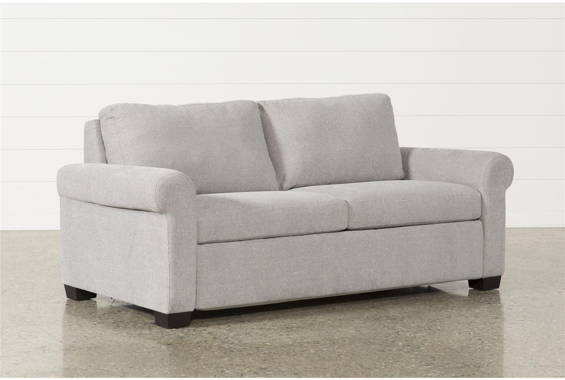 Alexis Silverpine Queen Sofa Sleeper   Living Spaces