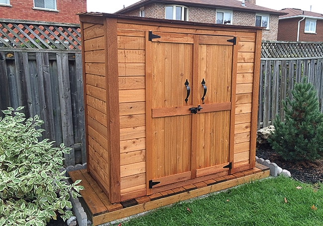 Outdoor Storage Shed   Sale - Outdoor Living Today