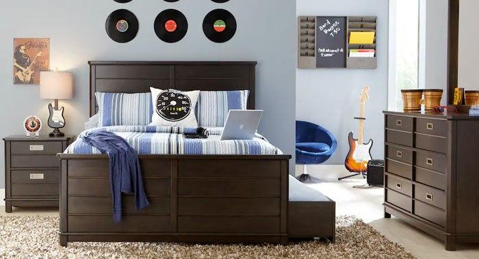 Distinct Teenage Bedroom   Furniture