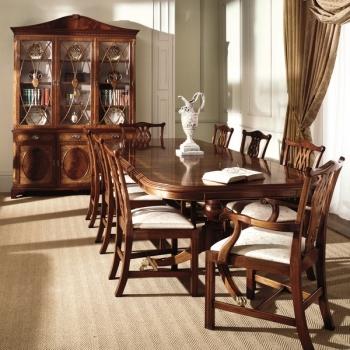 Traditional Furniture   Reproduction Furniture   Mahogany