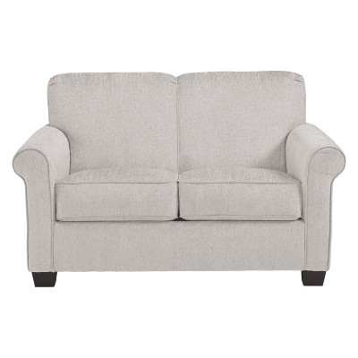 Cansler Twin Sofa Sleeper Pebble Gray - Signature Design By Ashley