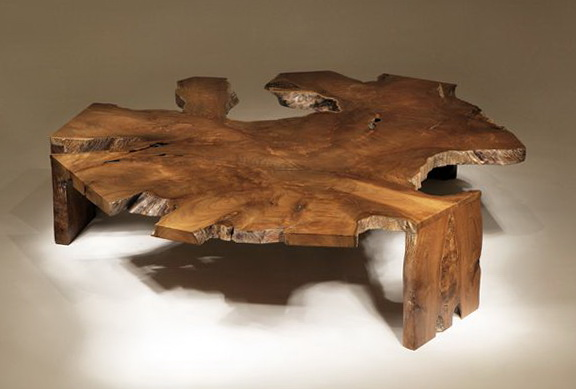 Unusual furniture from roots and driftwood   Ideas for Home Garden