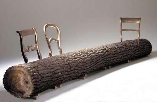The unusual furniture.   Art Freelancer