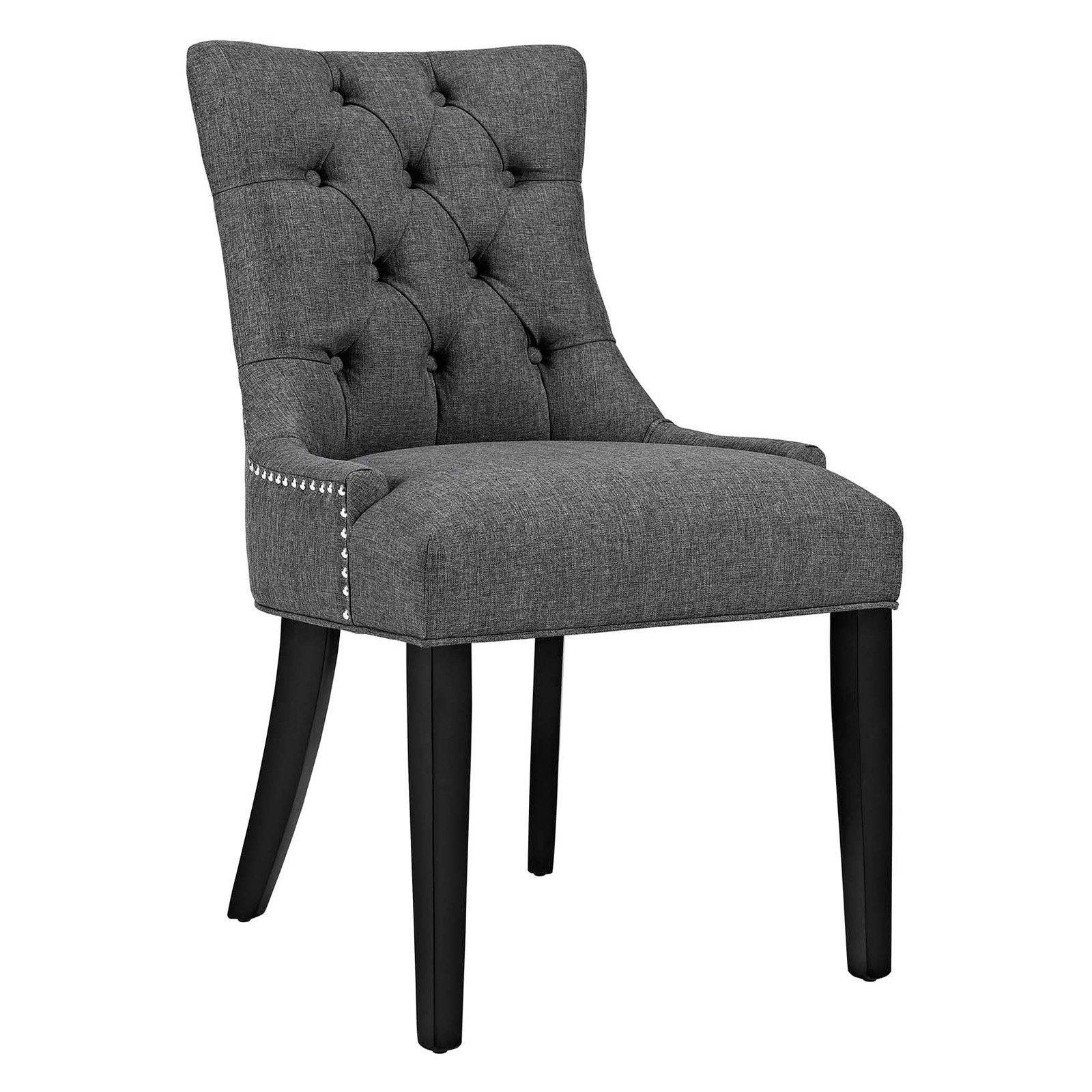 Modway Regent Upholstered Dining Chair, Multiple Colors - Walmart.com