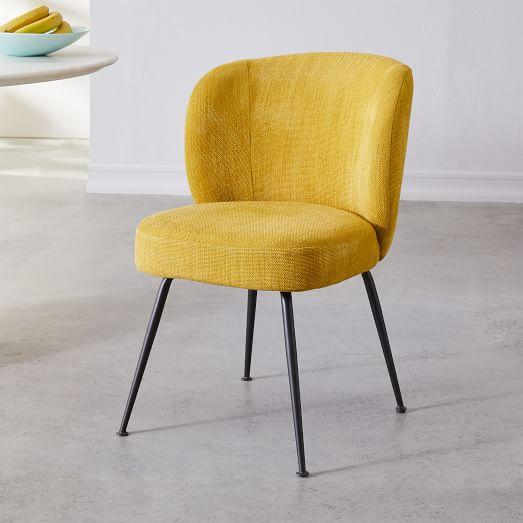Greer Upholstered Dining Chair   west elm