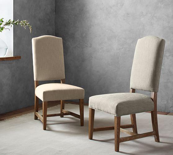 Ashton Upholstered Dining Chair   Pottery Barn