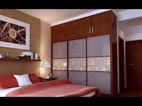 Modern bedroom cupboard designs of 2018 ! wardrobe design ideas for