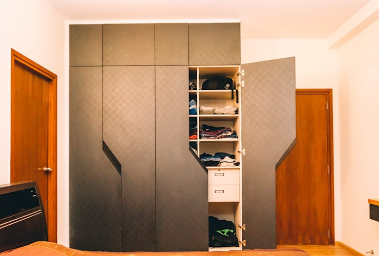 How to find stunning wardrobe design ideas for the bedroom