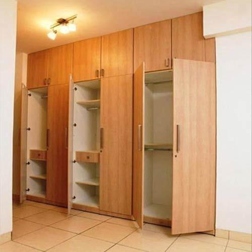 6 Door Plywood Designer Bedroom Wardrobe, Rs 10000 /piece, Delight