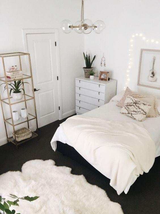 Pin by Apartment Showcase on DC Apt Inspo | Apartment bedroom decor