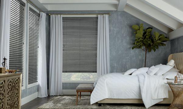 Top Bedroom Window Treatment Ideas | Hunter Douglas