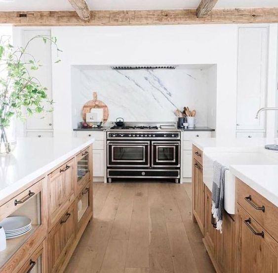 Kitchen Design Trend   Wood Cabinets - Rooms For Rent blog